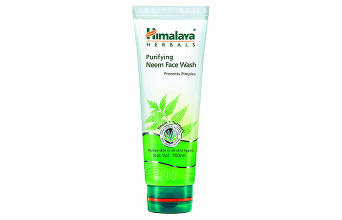 Himalaya Herbals Purifying Neem Face Wash - Best Face Washes