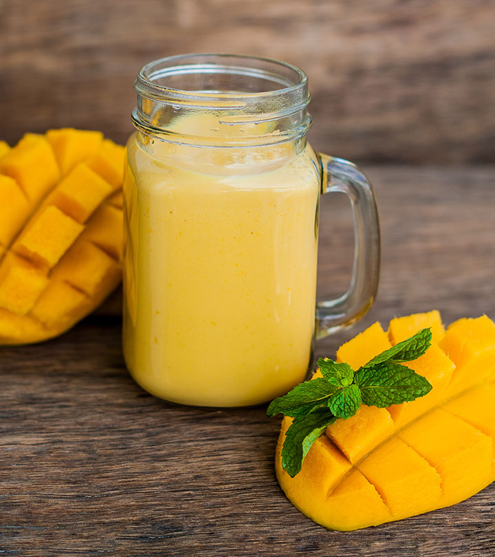 Top 10 Best Benefits Of Mango Juice