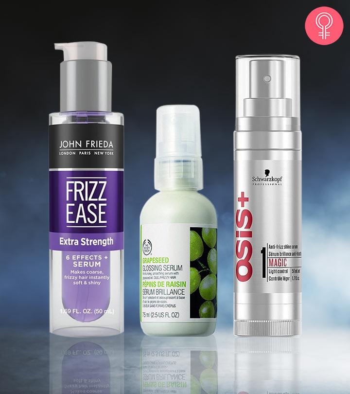 10 Best Hair Serums For Dry Hair – 2020