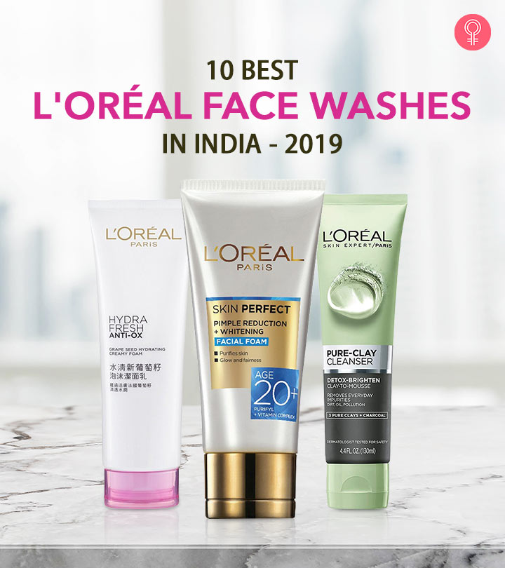 10 Best L'Oréal Face Washes In India – 2020