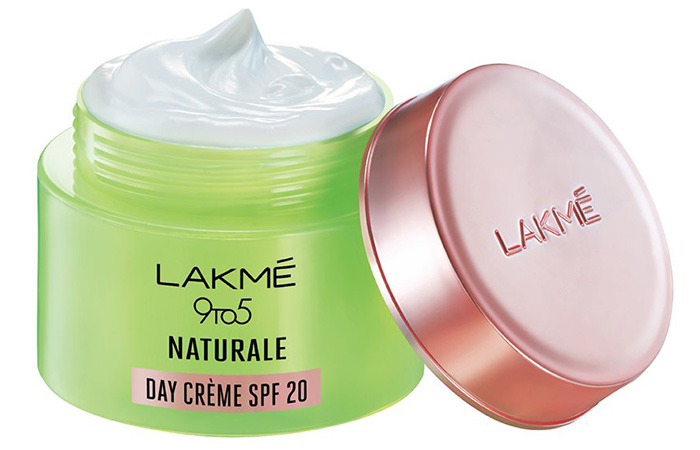 Lakme 9To5 Naturale Day Creme