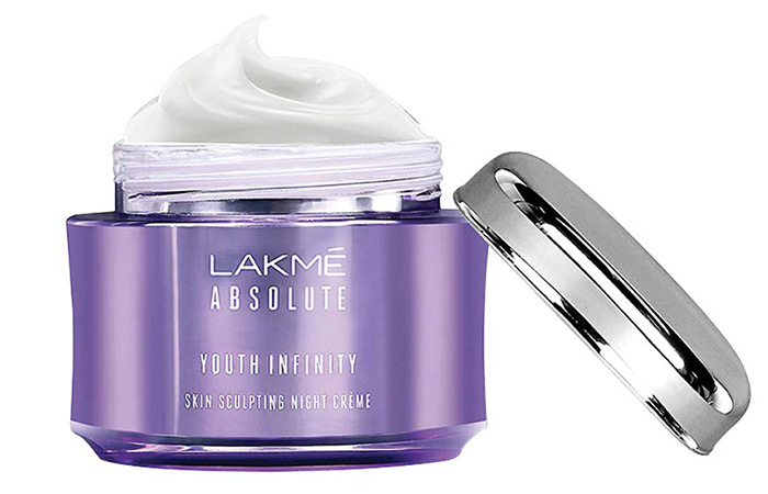 Lakme Absolute Youth Infinity Skin Sculpting Night Creme