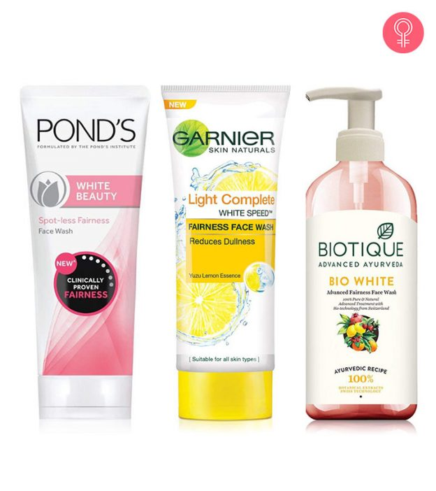 10 Best Skin Whitening Face Washes Of 2020