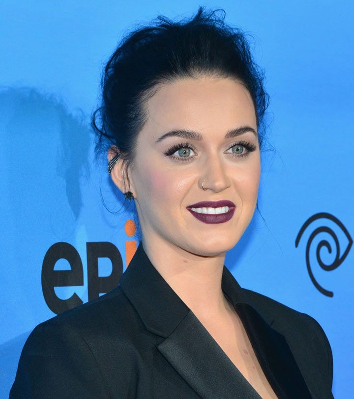 Katy Perry Without Makeup Top 10 Pictures - Katy-perry-with-no-makeup