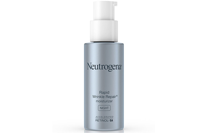 10.Neutrogena-Rapid-Wrinkle-Repair-Night-Moisturizer-With-Retinol