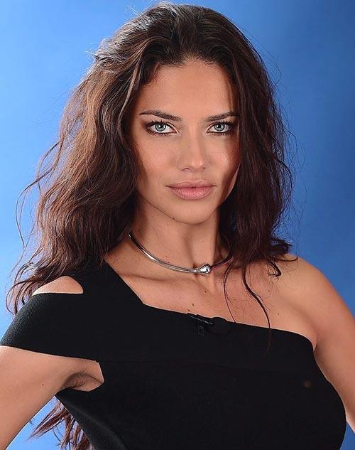 12. Adriana Lima