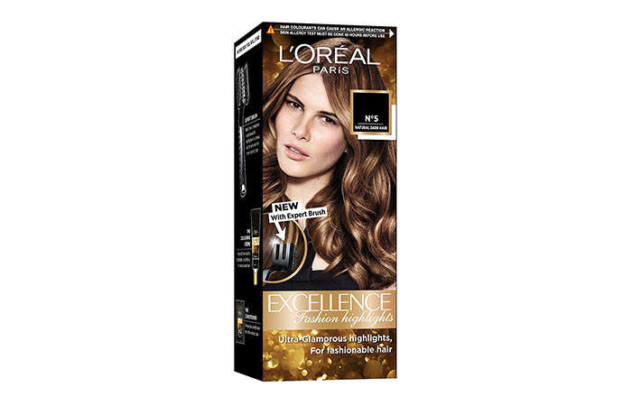 Best L'oreal Hair Color Products - Honey Blonde Highlights No. 5