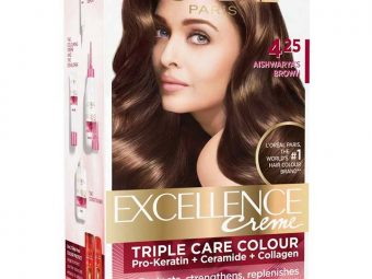 L Oreal Paris Casting Creme Gloss Hair Color Review And Shades