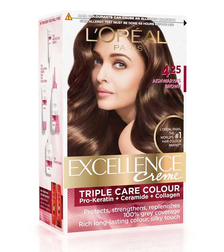 15 Best Loreal Hair Color Products Available In India 2018
