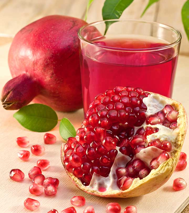 Image result for health benefits of pomegranate