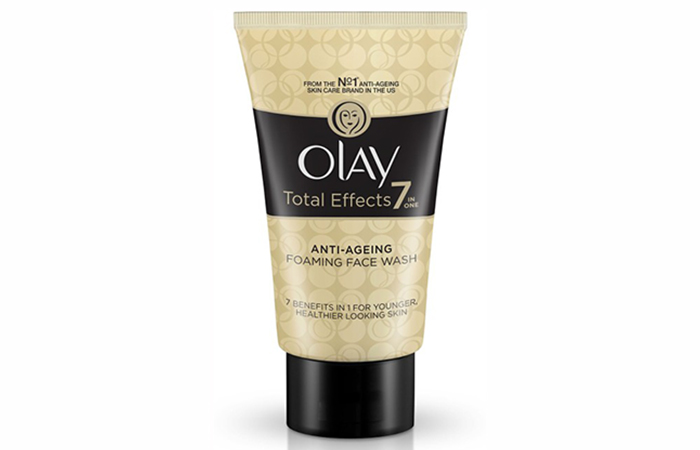 Olay Total Effects Anti-Ageing Foaming Face Wash - Best Face Washes
