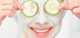 22 Easy Homemade Cucumber Face Mask Recipes To Nourish Skin