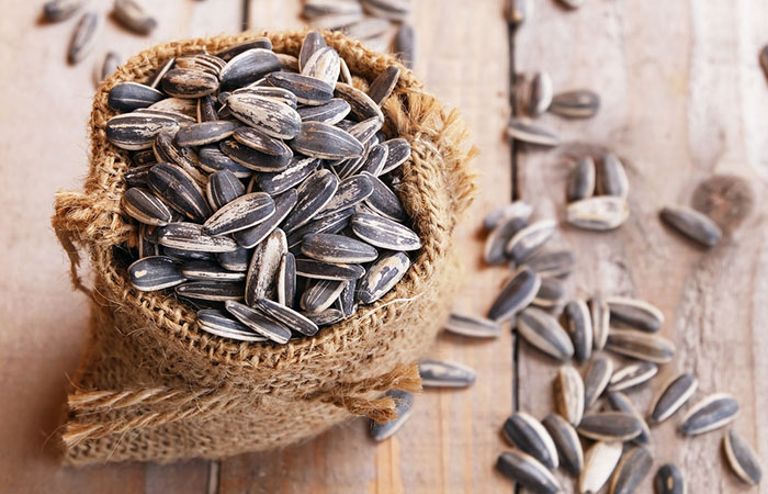 Foods For Healthy Skin - Sunflower Seeds