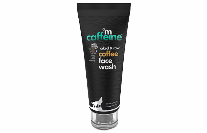 MCaffeine Naked & Raw Coffee Face Wash - Best Face Washes