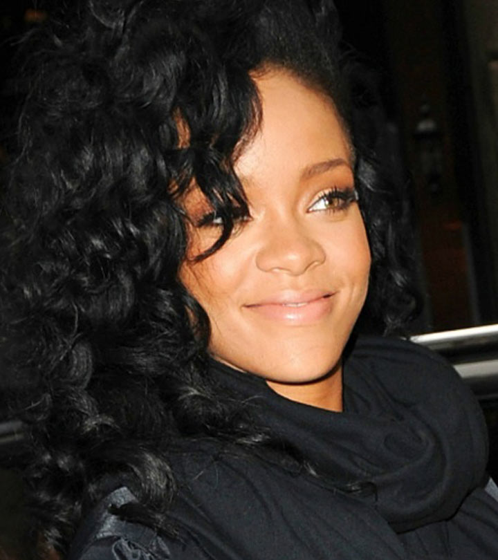 10 Pictures Of Rihanna Without Makeup