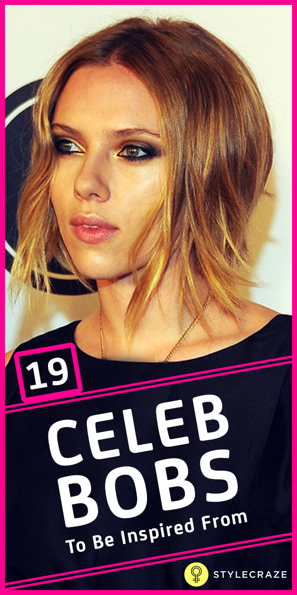 19 celeb bobs to be inspired from