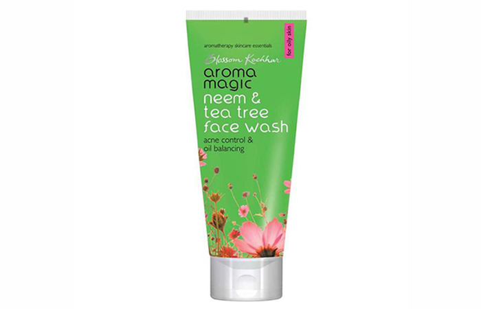 Aroma Magic Neem And Tea Tree Face Wash - Best Face Washes