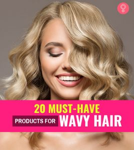 20 Must-Have Products For Wavy Hair