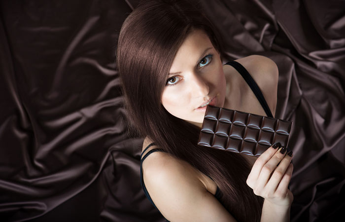 Foods For Healthy Skin - Dark Chocolate