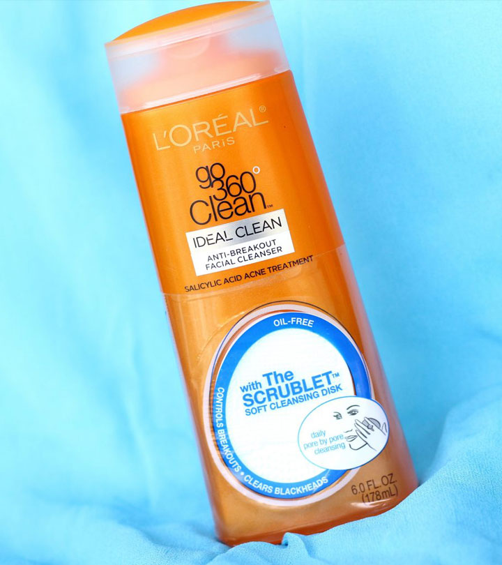 426a90a181a 10 Best Loreal Face Washes To Use In 2019