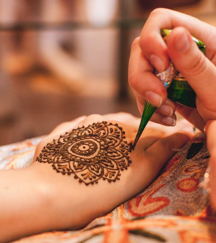 Top 10 Shaded Mehndi Designs To Try In 2019