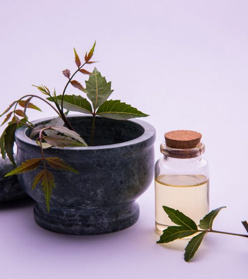 10 Ways In Which Neem Oil Can Reduce Dandruff