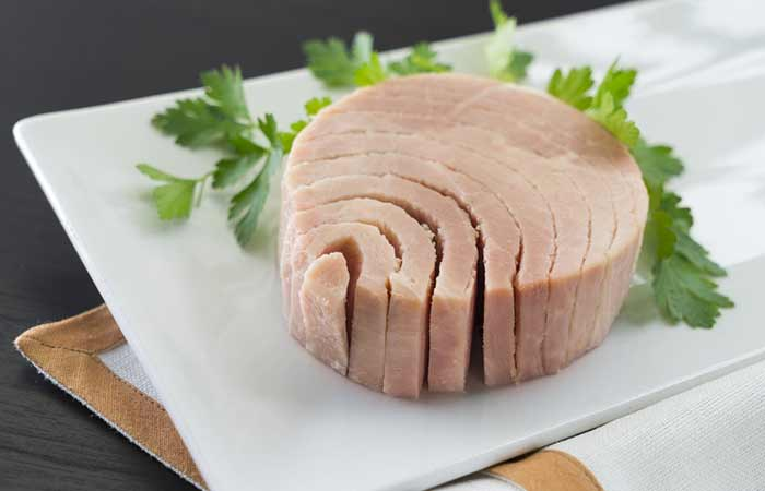 Food Rich In Phosphorus - Tuna