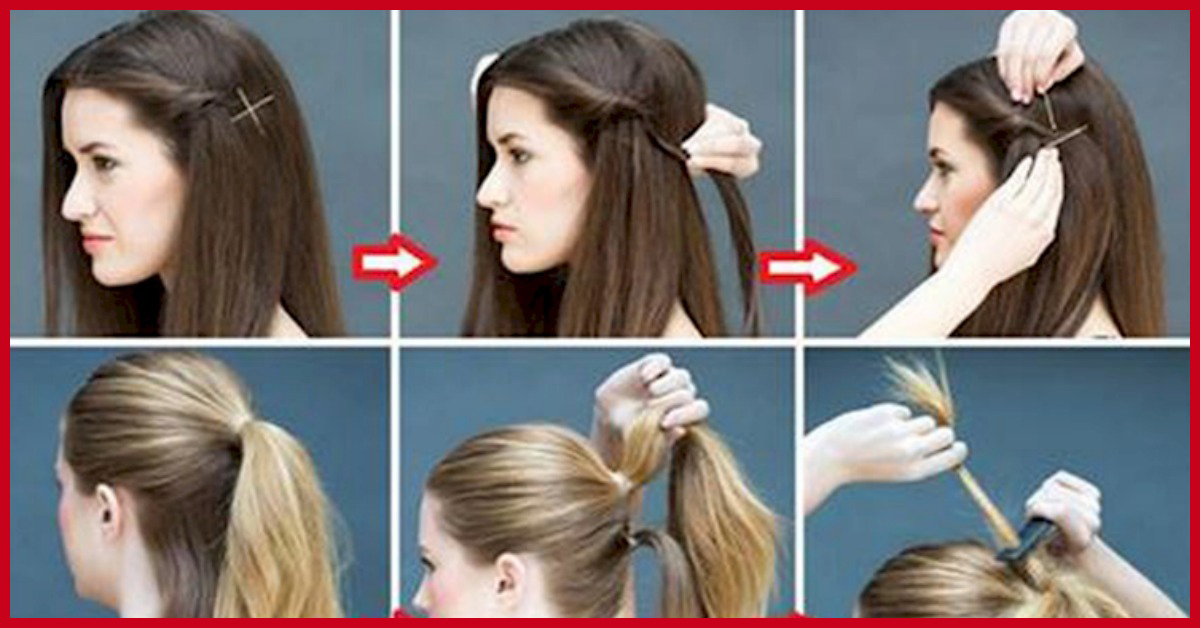 25 Easy Everyday Hairstyles For Medium Length Hair