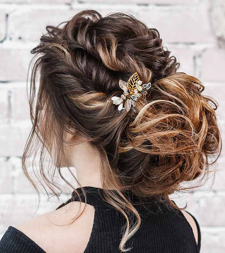 25 Elegant Formal Hairstyles For Girls