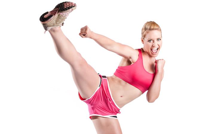 Exercises To Increase Height - Leg Kick