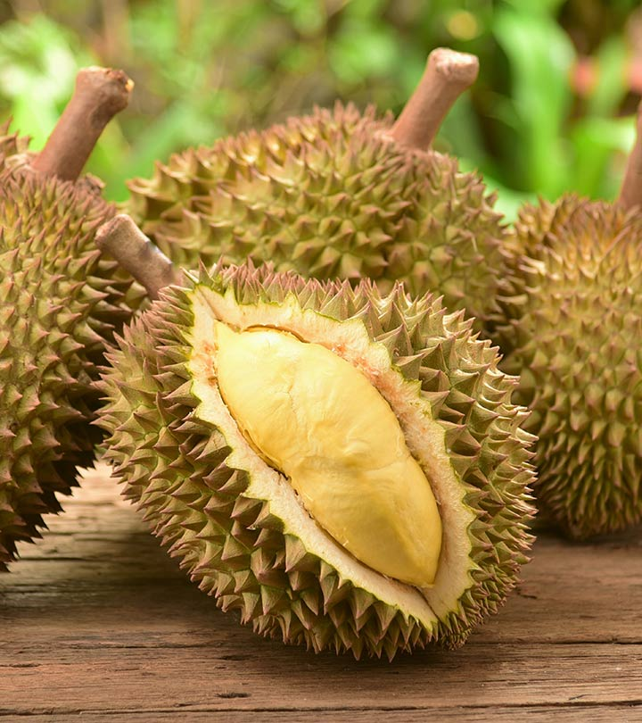 11 Promising Health Benefits Of The Nutritious Durian Fruit