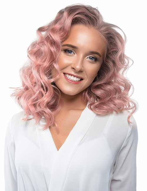 30 Schöne Frisuren Für Schulterlanges Haar Bestefrisurenhairs
