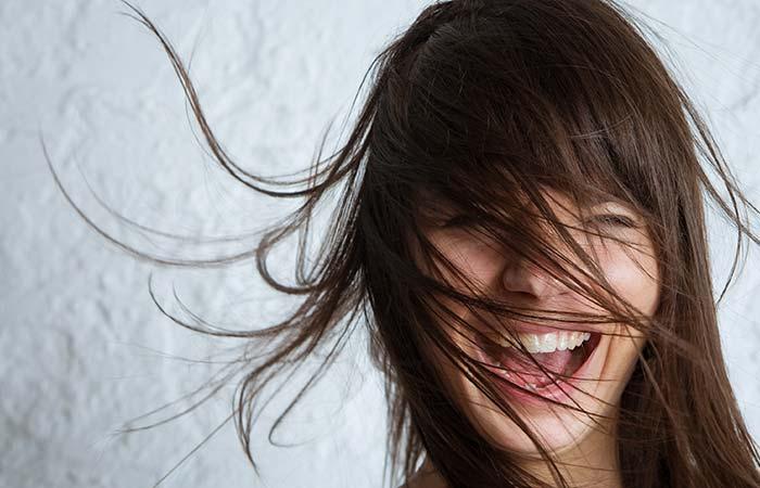 26. Enhances Hair Growth