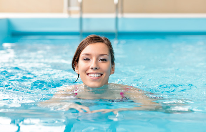 Exercises To Increase Height - Swimming