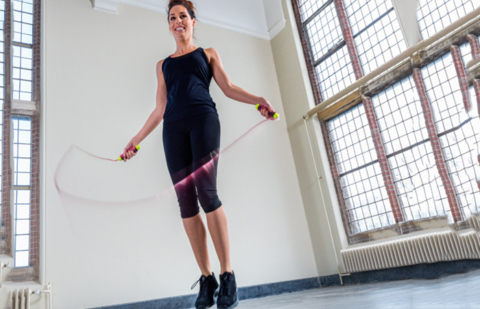 Exercises To Increase Height - Rope Skipping