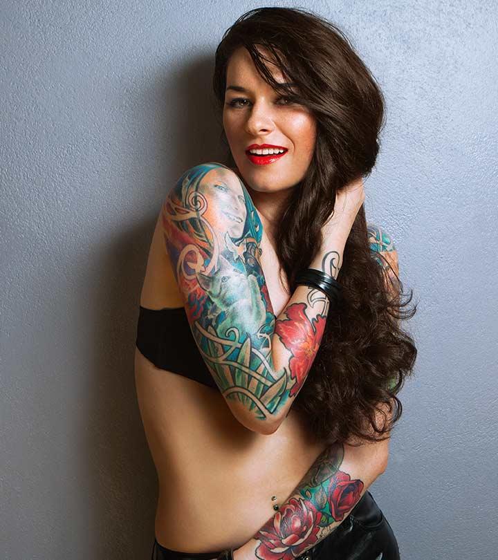 24 Mindblowing Tattoo Designs For Girls