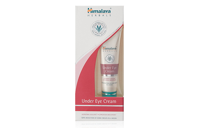3. Himalaya Herbals Under Eye Cream
