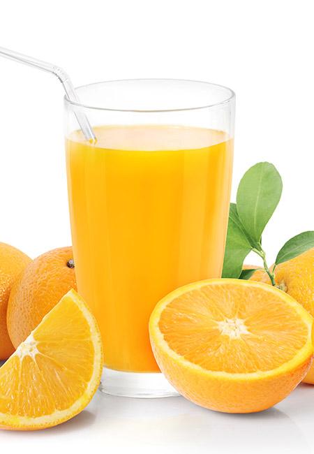3. Orange Juice