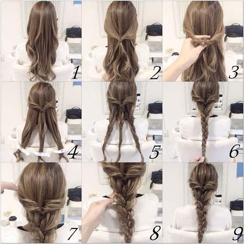 40 Terrific Hairstyles For Long Thin Hair