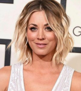 30 Best Round Faced Celebrity Hairstyles