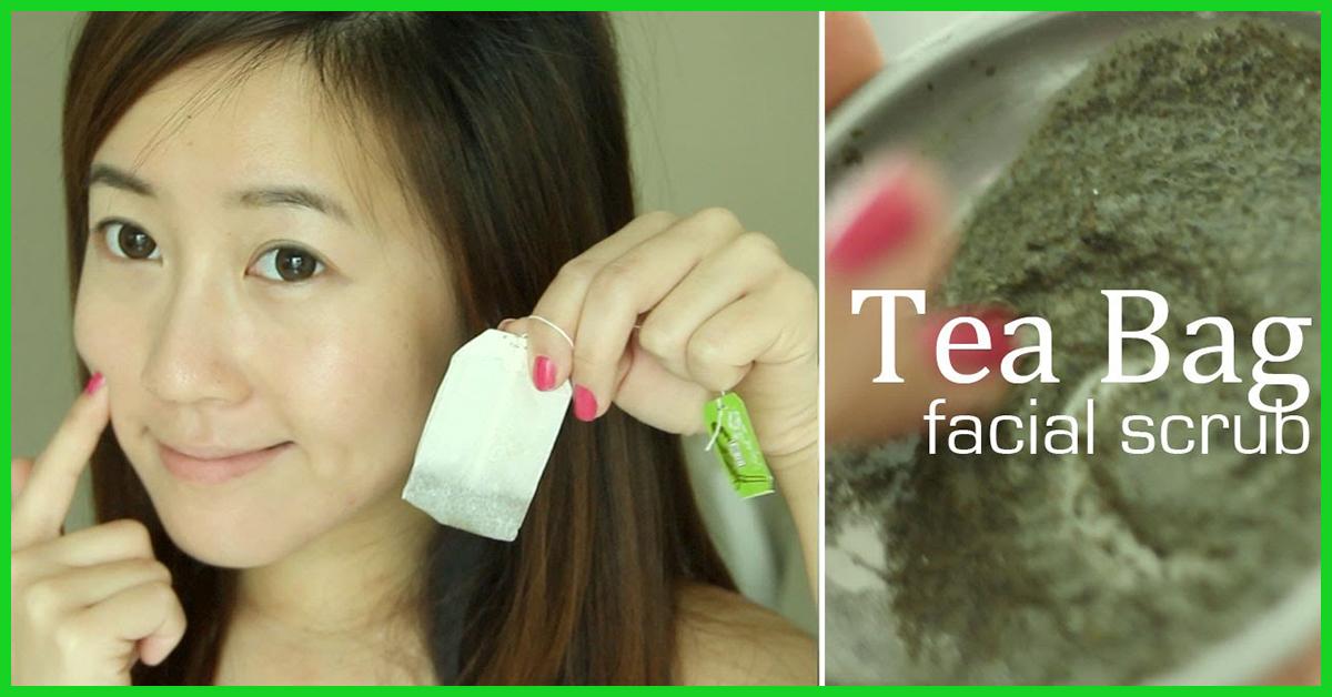 Spearmint tea for facial hair