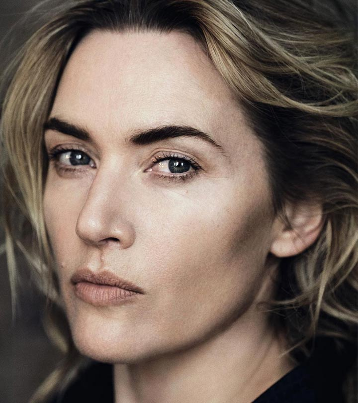 10 Pictures Of Kate Winslet Without Makeup