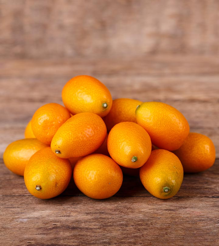 4 Amazing Benefits Of Kumquat