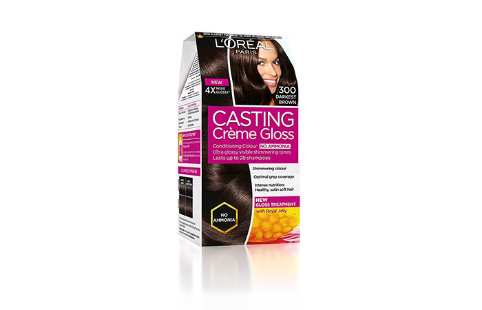 Best L'oreal Hair Color Products - Darkest Brown 300