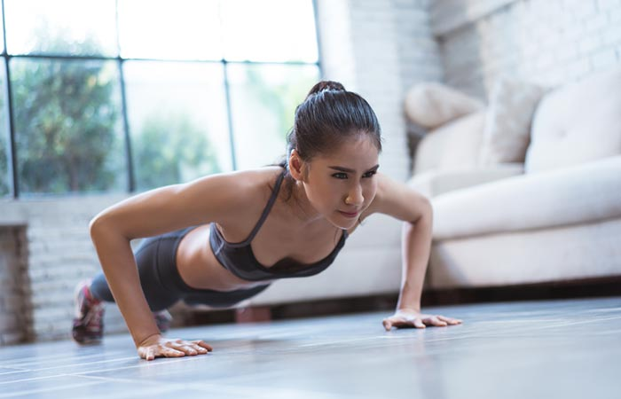 Isometric Push-up