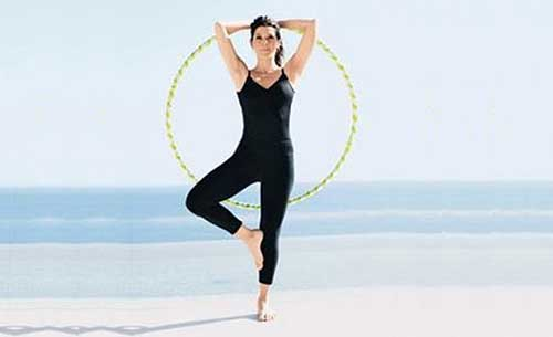 Hula Hoop Exercises - Tree Press