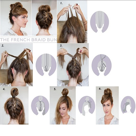 40 quick and easy updos for medium hair 40 stylish updos for medium hair16 pinit solutioingenieria Image collections
