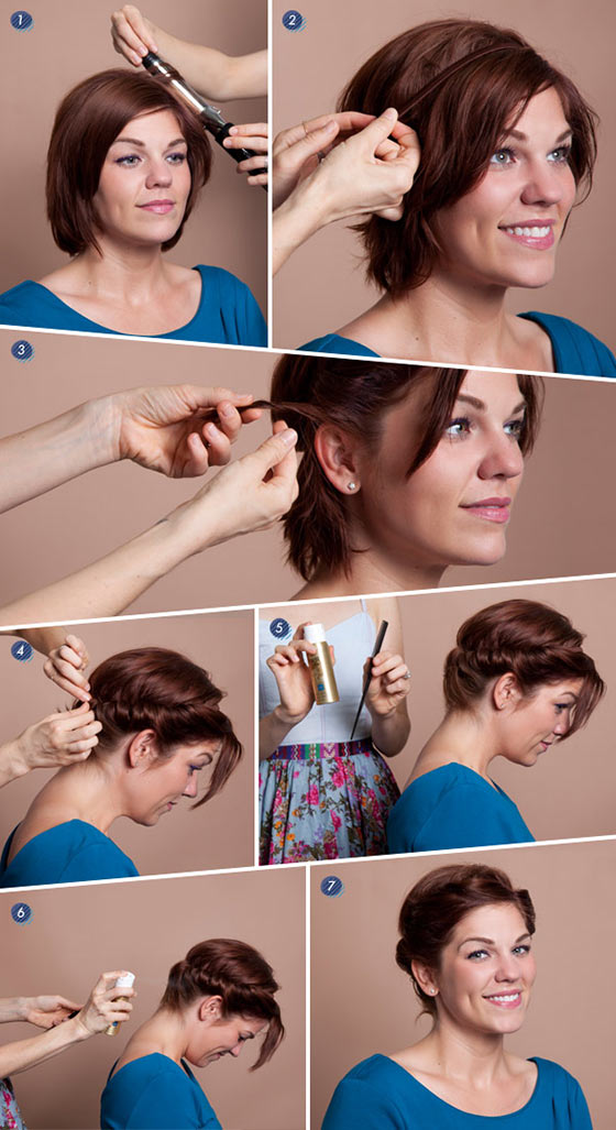 40-Stylish-Updos-For-Medium-Hair25