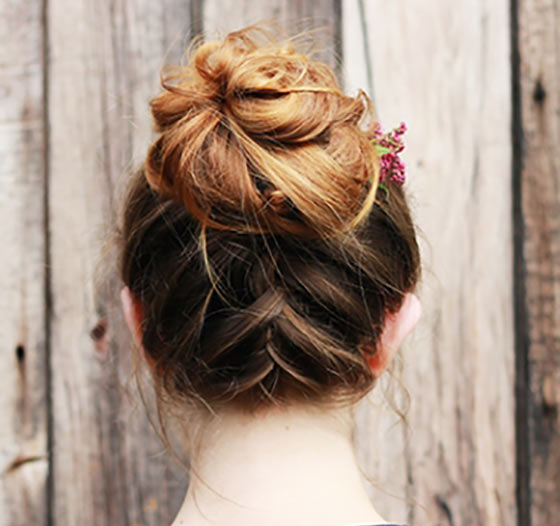 40-Stylish-Updos-For-Medium-Hair28
