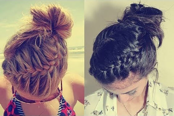 40-Stylish-Updos-For-Medium-Hair36